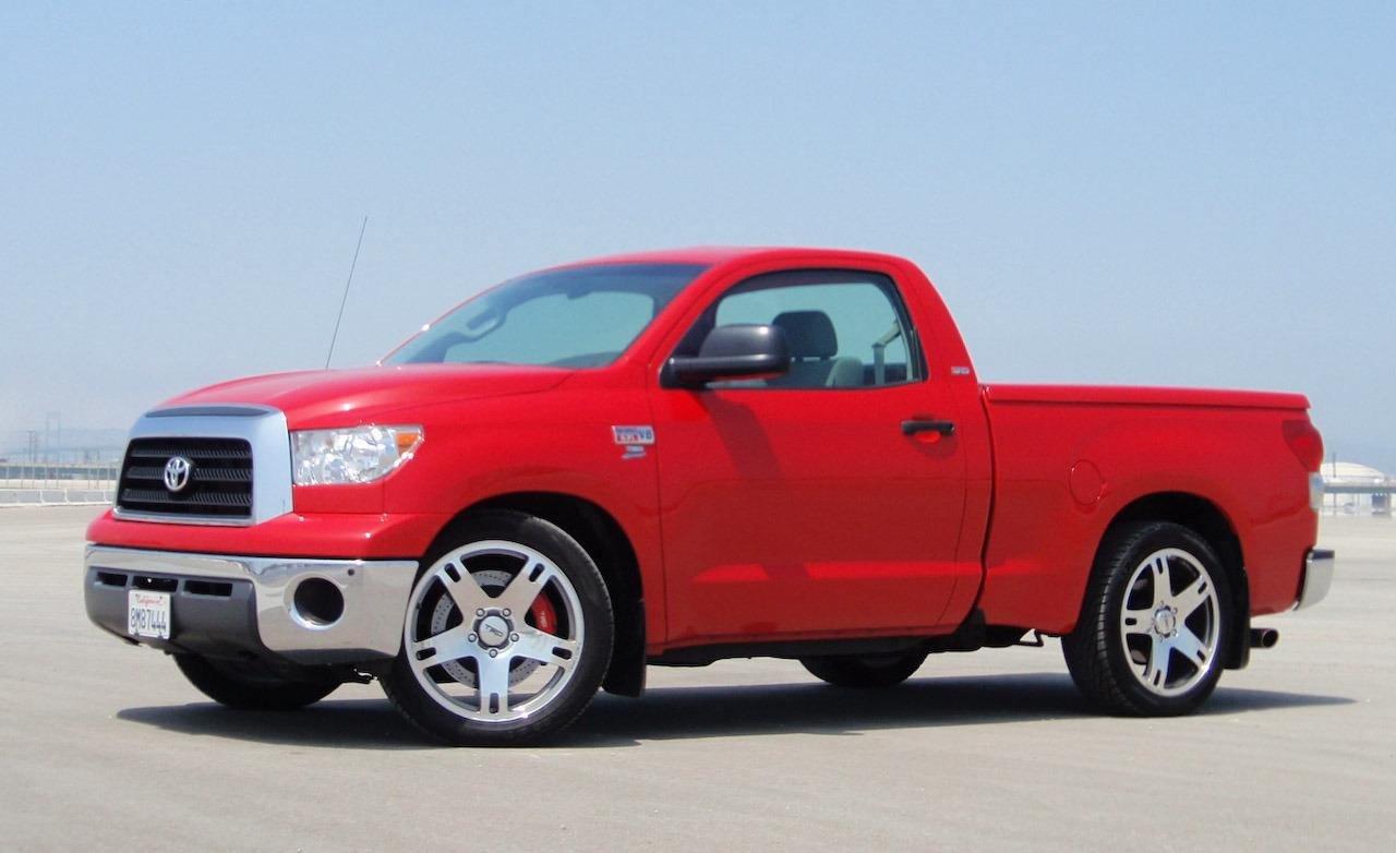 Toyota Tundra Supercharger >> Toyota Tundra Trd Single Cab Supercharged Truck News Blog